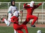 Iranian Soccer Team