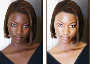 Can dark skin be beautiful?