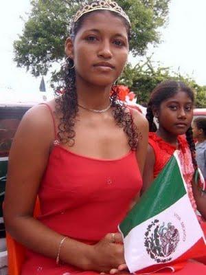 nude darkskinned mexican girls
