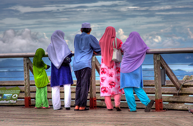 Islamic modesty is primarily spiritual, not political or sexual.